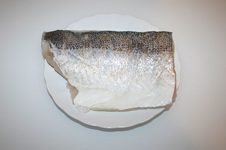 11 - Zutat Zanderfilet / Ingredient zander filet