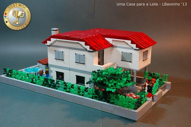 Uma Casa para a Leila (1) MdM Ago 2013