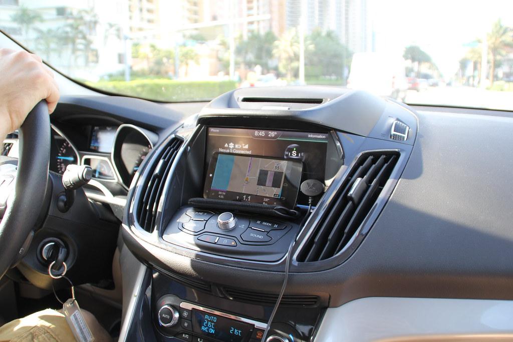 GPS i bilen