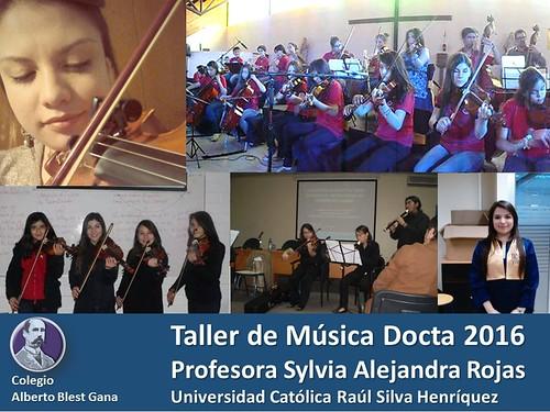 Taller Música Docta - Sylvia Rojas