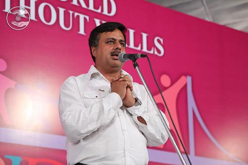 SNM Branch Sanyojak, Harish Kumar from Muzaffar Nagar
