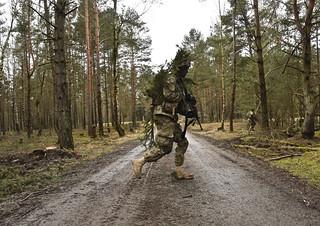 entertainment  %tages 2d Cavalry Regiment Live Fire