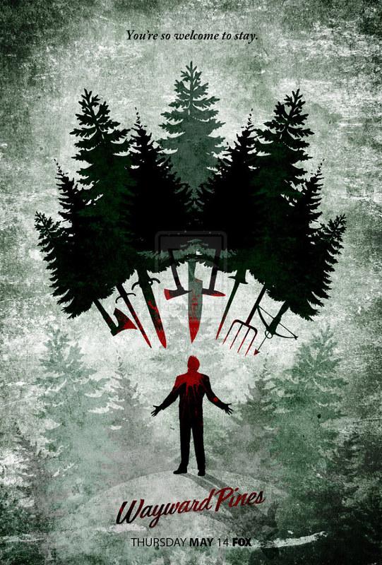 Wayward Pines - Poster 4