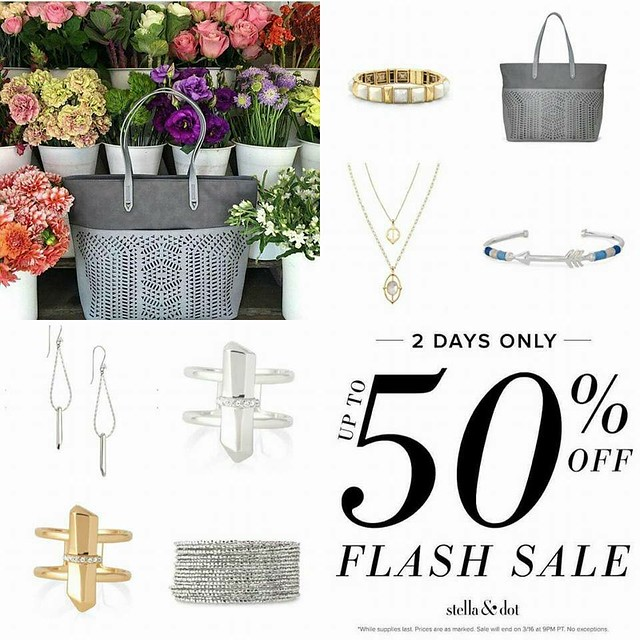 Flash sale March 2016