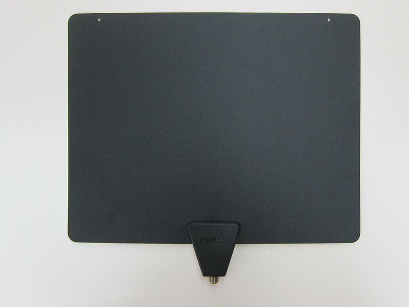 AmazonBasics Ultra Thin Indoor TV Antenna - Front