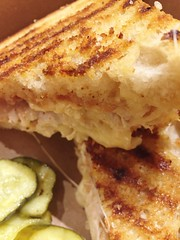 Grilled Cheese at Cowgirl Creamery Ferry Building