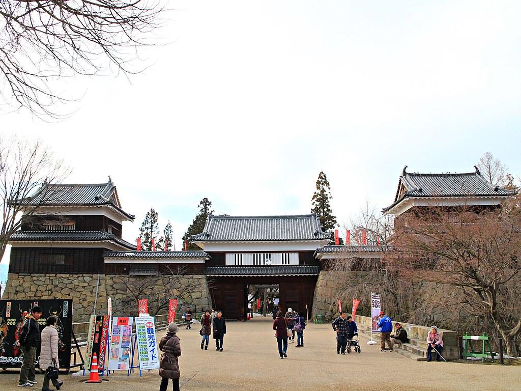 上田城79