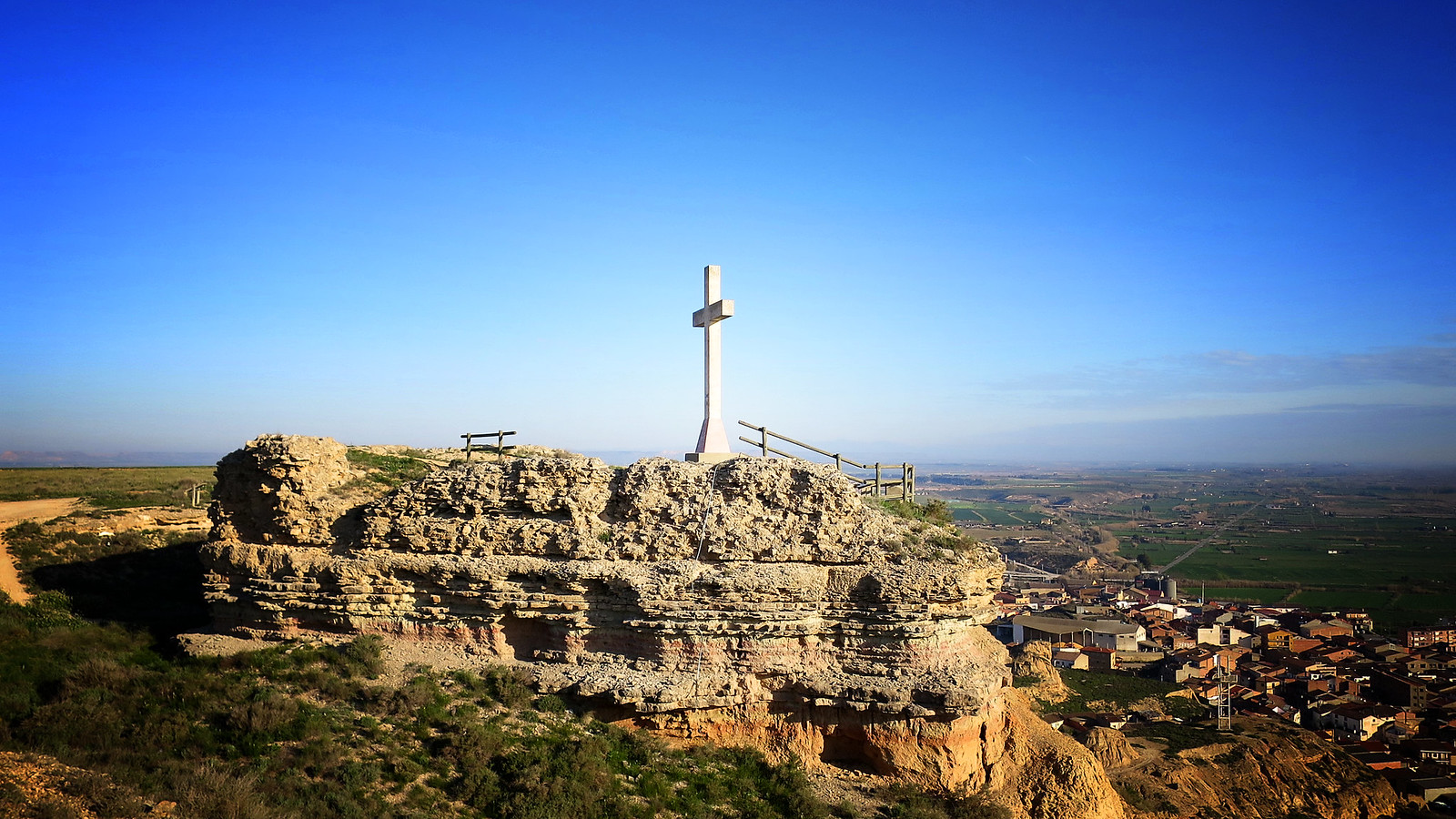 Las Ripas de Alcolea: Santa Cruz - Tozal Redondo - Codera - Ermita de Chalamera