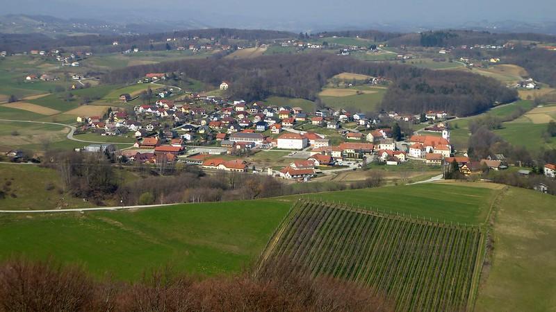 Podravska & Pomurska, SLOVENIA, March 2016