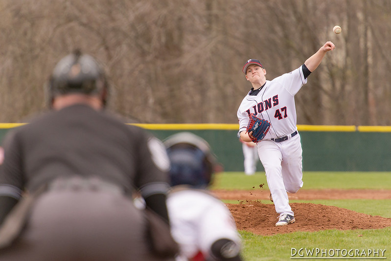Foran High vs. Stamford - High School Baseball