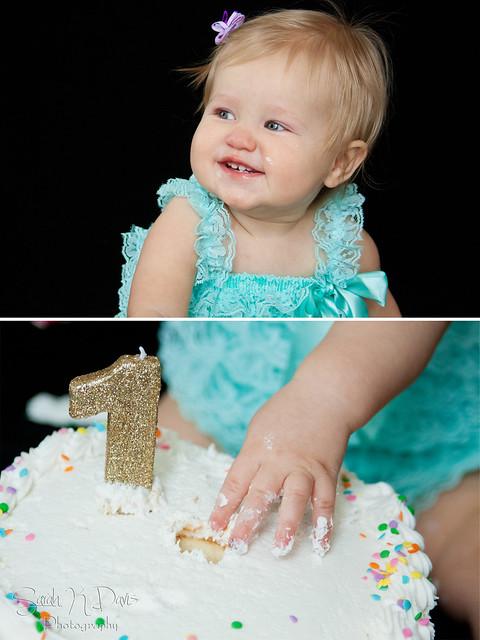 Kennedy's Cake Smash