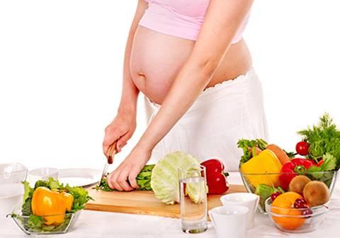 thực phẩm tốt cho thai nhi
