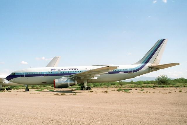 N221EA Airbus A.300B4-203 Eastern