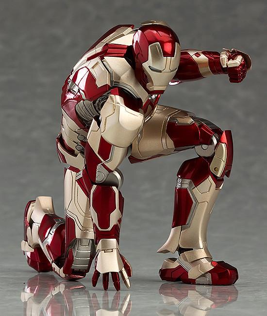 figma【鋼鐵人。馬克42】鋼鐵人3 Iron Man Mark XLII