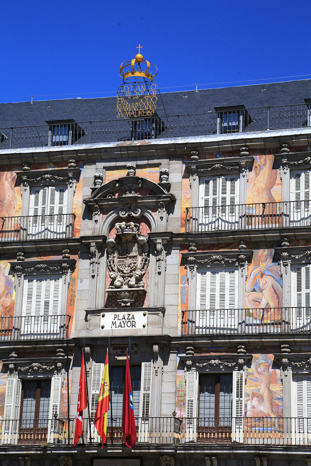 Pintores-Plaza-Mayor-Madrid