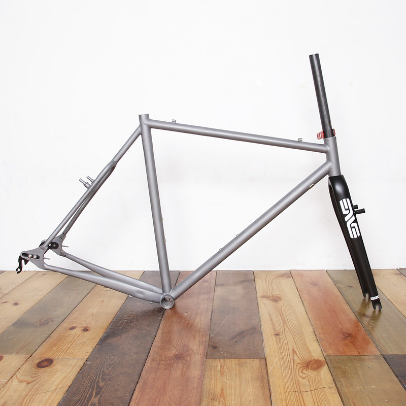 Steel Era Mudman New Canti Frame