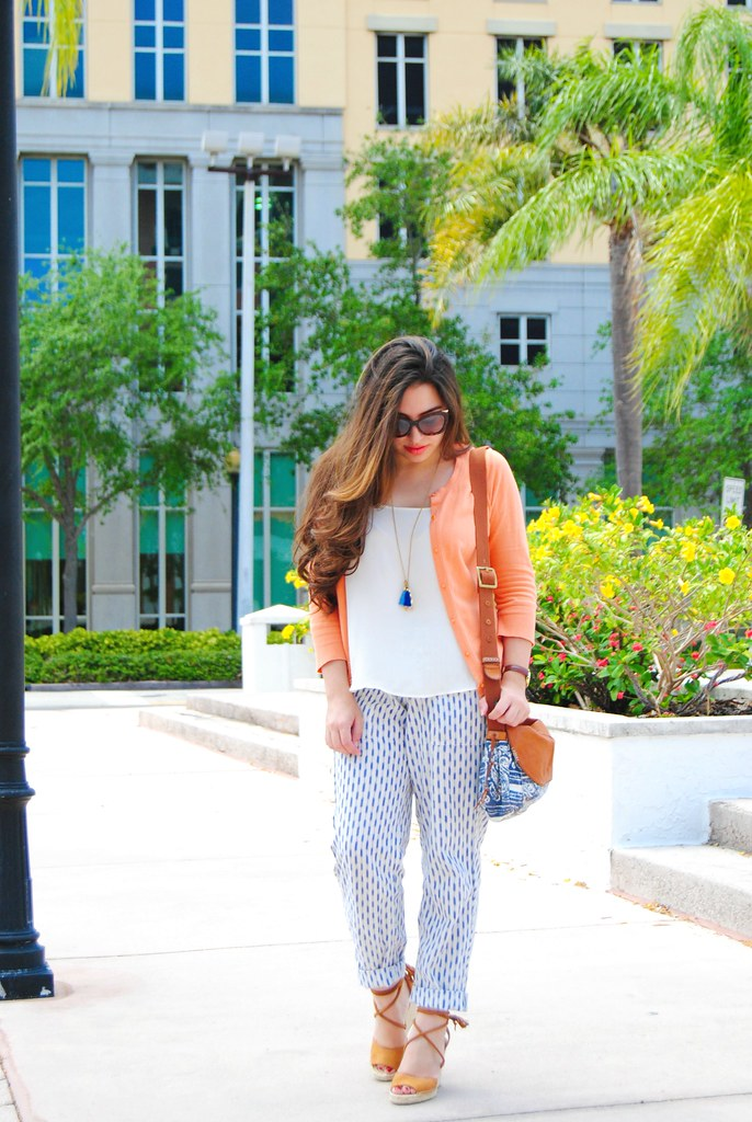 boho spring chic brunch outfit