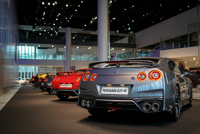 The 2017 Nissan GT-R / NISSAN GLOBAL HEADQUARTERS GALLERY