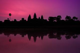 Angkor Wat & Sunrise