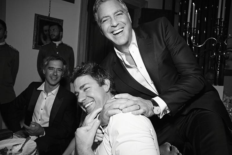 Фото | Весёлый Джордж Клуни