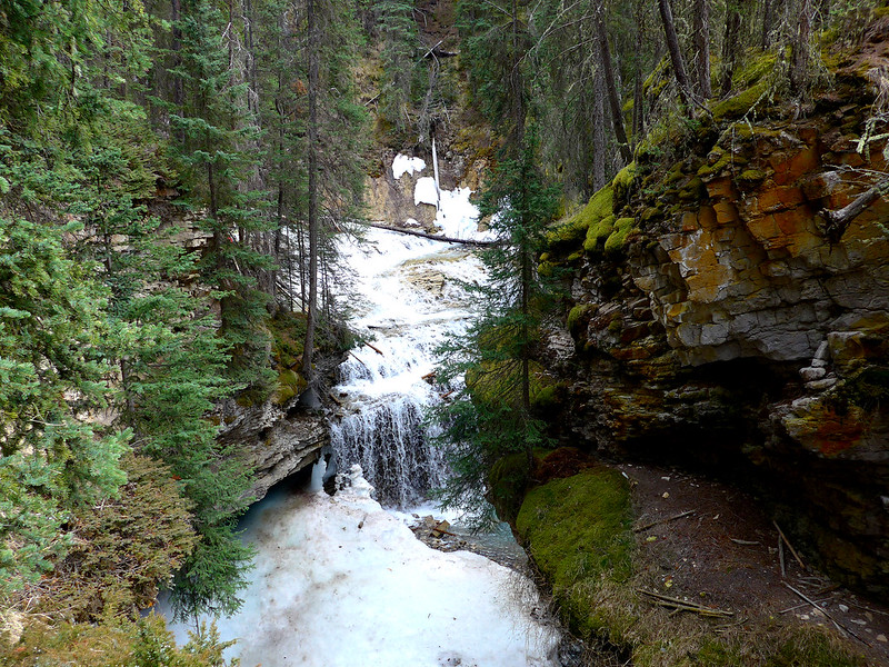 Johnston Canyon, Alberta