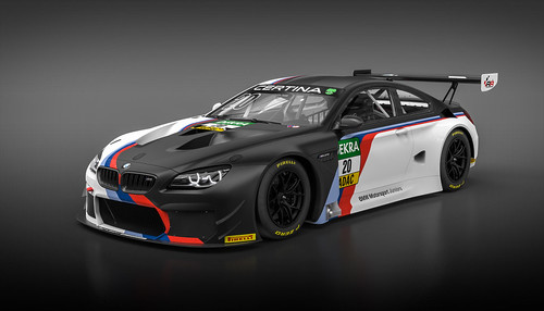 RaceRoom M6 GT3