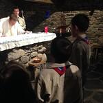 hl. Messe im Schafsstall