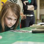 Printmaking for children | © Robin Mair