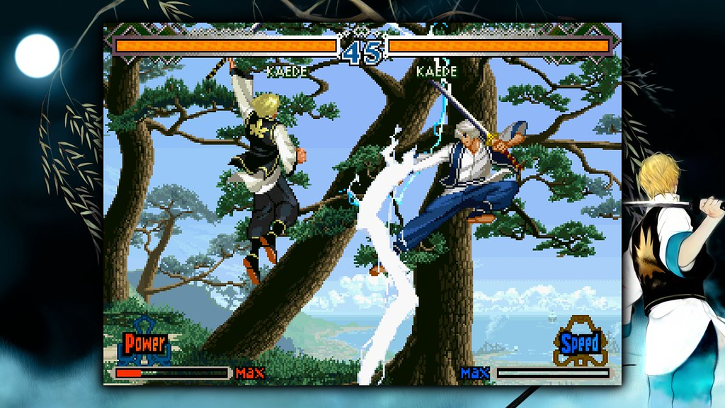 The Last Blade 2, PS4 and PS Vita