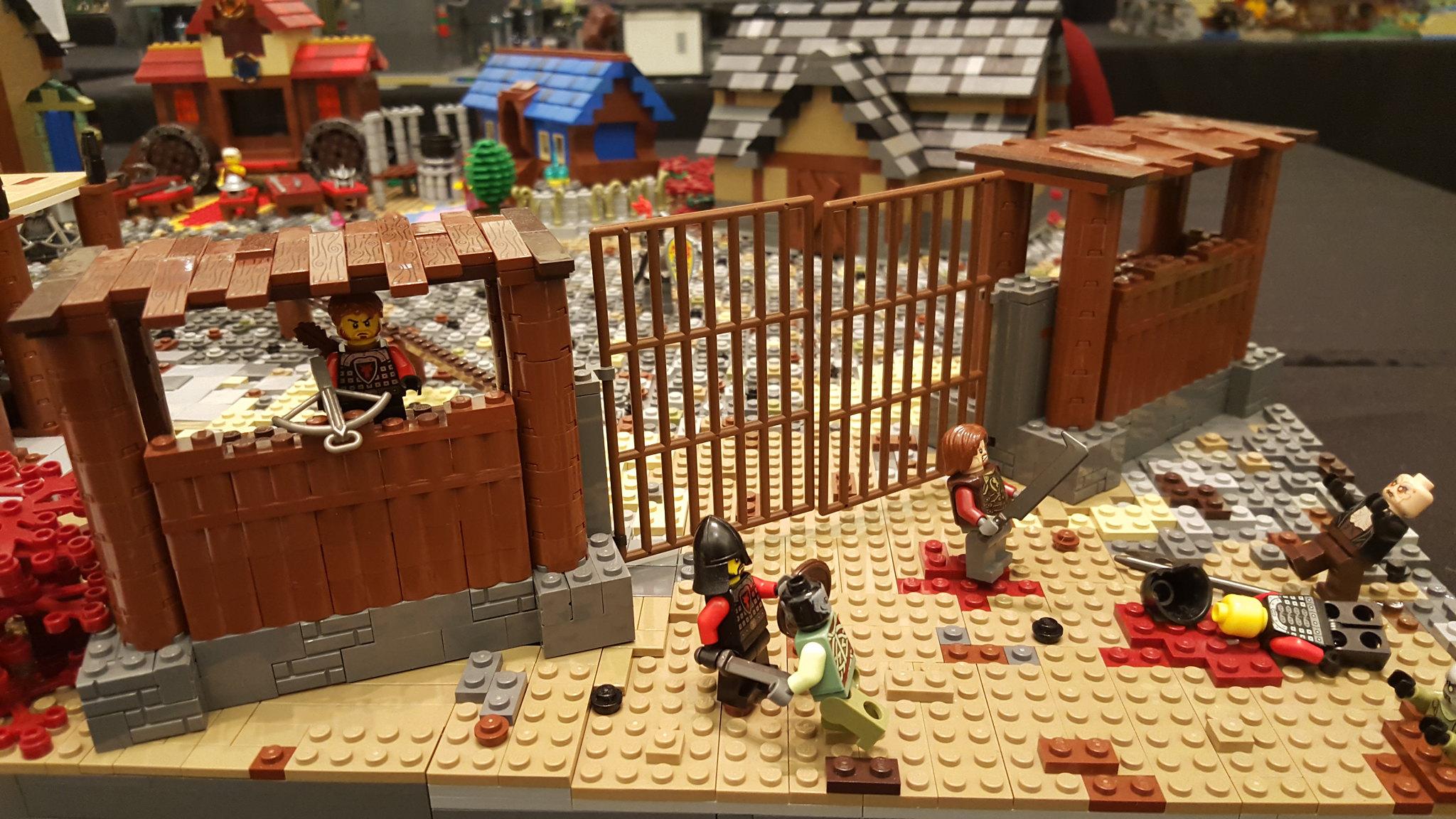 Diablo 3 Demon Hunter: A LEGO® creation by Robert Sanft III ...