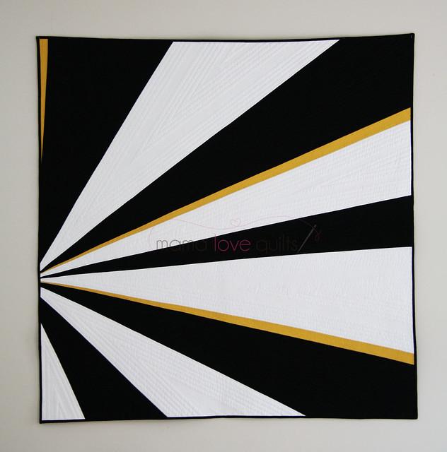 Sliced quilt
