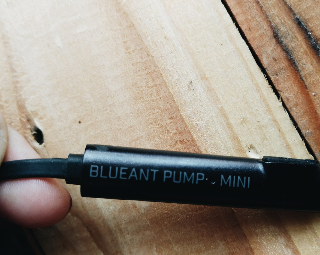 bluant pump mini review