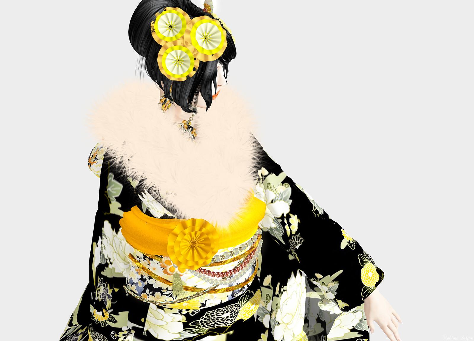 IrodorI - Furisode collection 2016