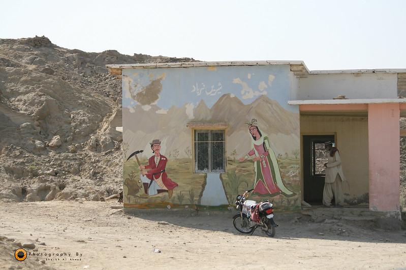 Trip to Cave City (Gondhrani) & Shirin Farhad Shrine (Awaran Road) on Bikes - 23817924769 2333f661a0 c