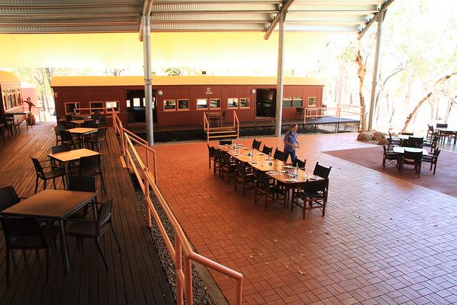 澳洲昆士蘭Undara Experience餐廳-20141116-賴鵬智攝-1