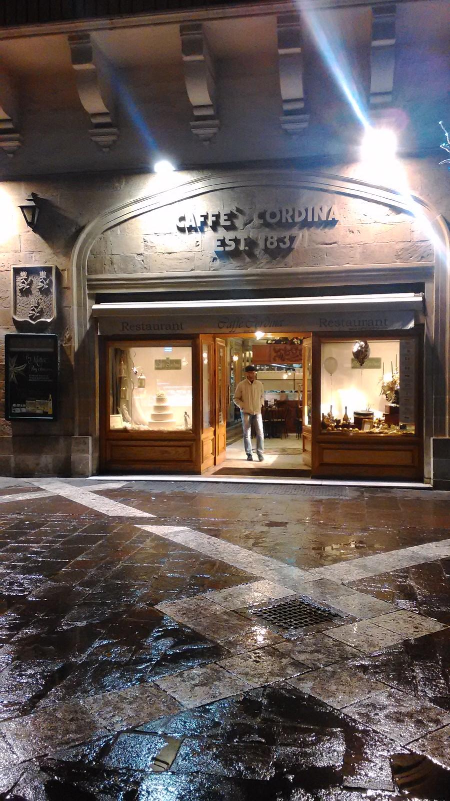 Caffé Cordina - Valletta Republic Street