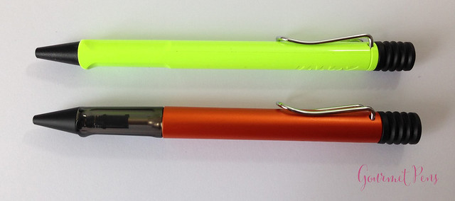 Review Lamy Safari & AL-Star Ballpoint @GoldspotPens @Lamy @LamyUSA (3)