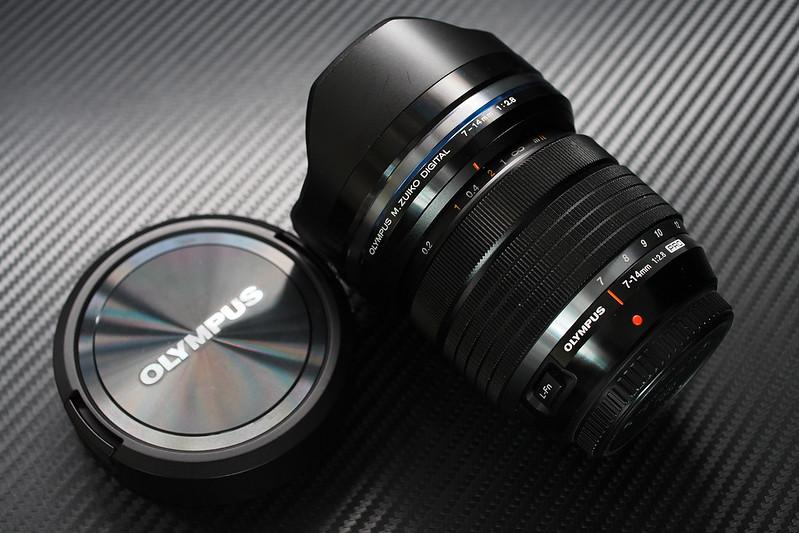 7-14mm f/2.8 PRO|Olympus M.ZD