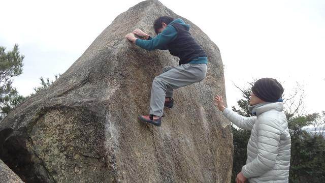 北山ボルダー (222)