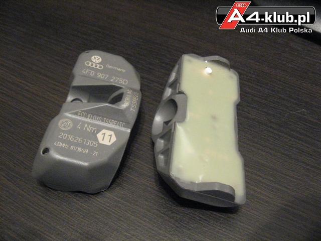 80015 - Układ kontroli ciśnienia w oponach - 2