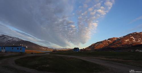 sunset summer hiking greenland northamerica sonneuntergang wandern grønland solnedgång grönland kalaallitnunaat southerngreenland vandra igaliku kujalleq kujalleqmunicipality südgrönland sydgrönland kujalleqkommun kalaallitnunaatlowarctictundra lowarctictundra