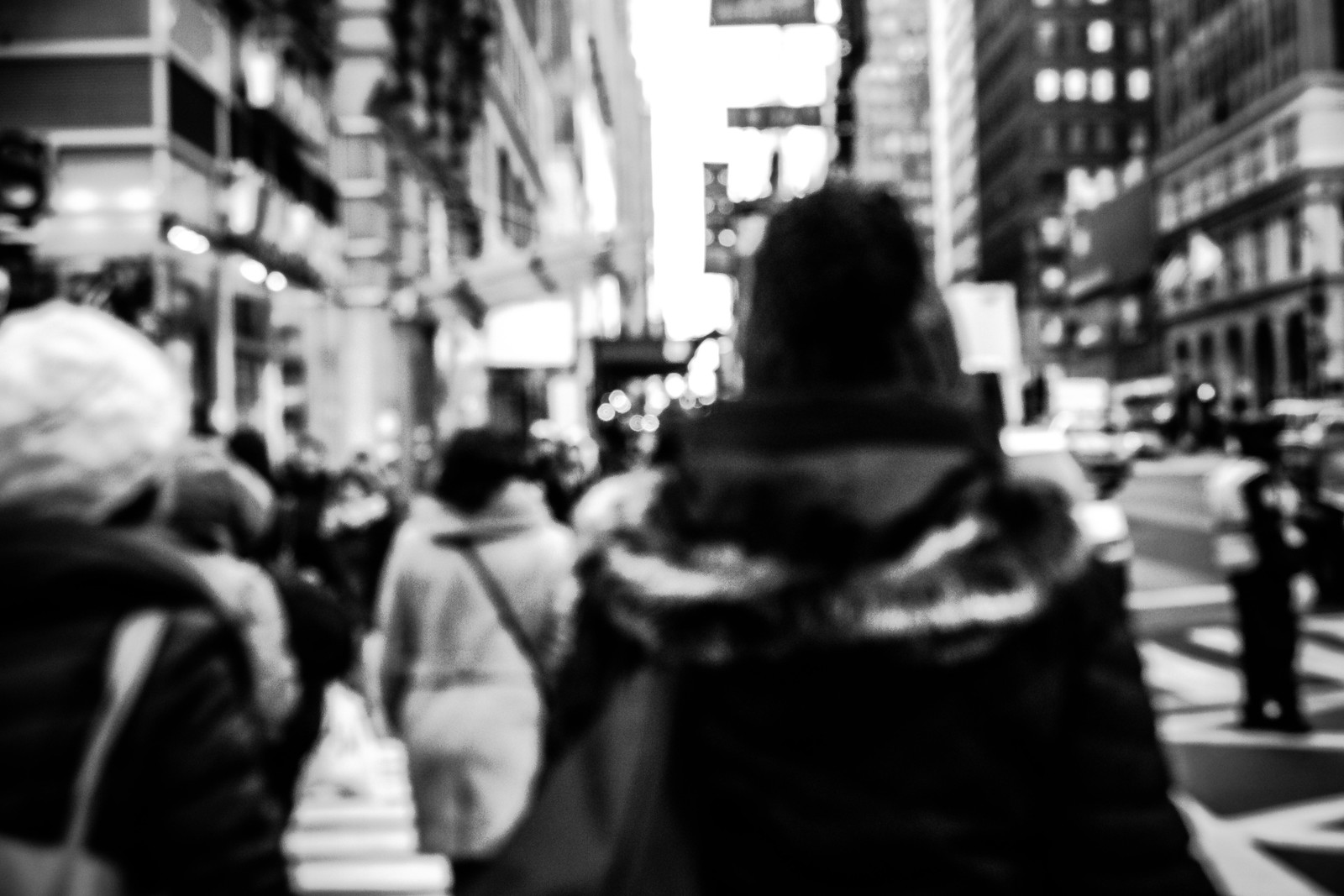 The Hustling Vibe of NYC