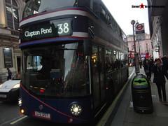 Wrightbus NBFL - LTZ 1237 - LT237 - Arriva - Clapton Road 38 - London - 160205 - Steven Gray - CIMG0065