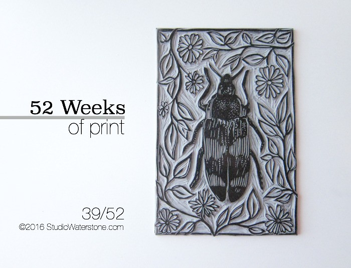 52 Weeks of Print: 39/52