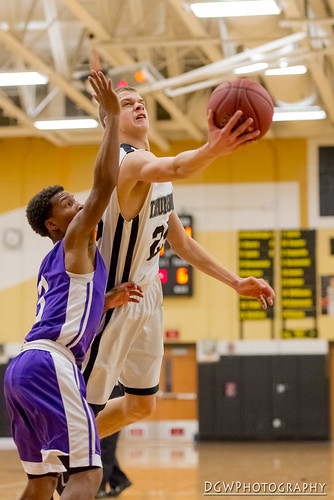 Trumbull vs. Westhill High - High School Basketball