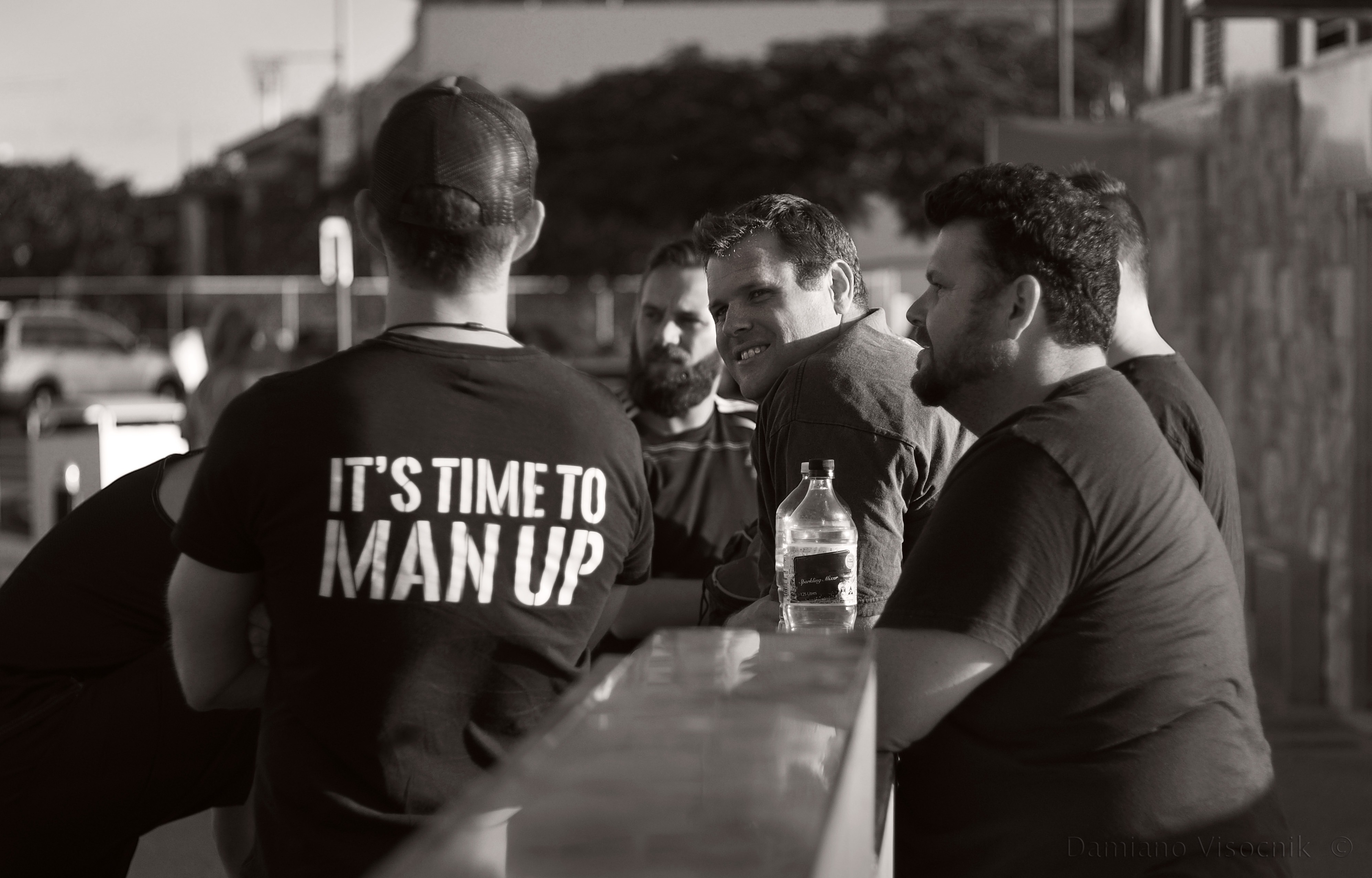Man up_bw_c