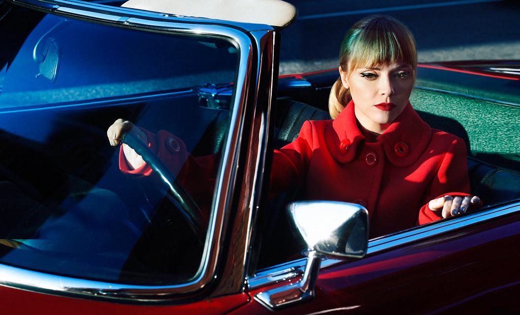 Кристина Риччи — Фотосессия для «S Moda» 2016 – 2