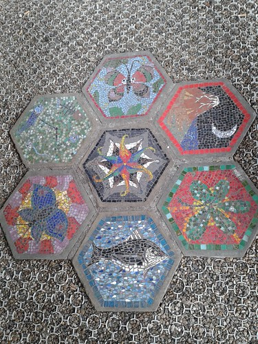 South Bank Mosaics