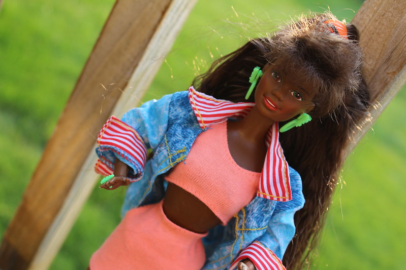 All American Barbie, Christie