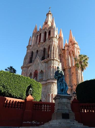 San Miguel de Allende - Parriquia